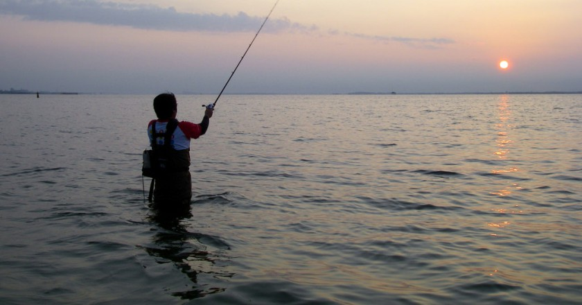 Maryland fishing license